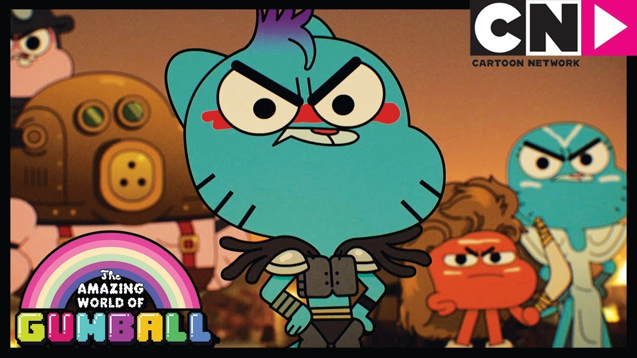 gumball the pizza cartoon network youtube