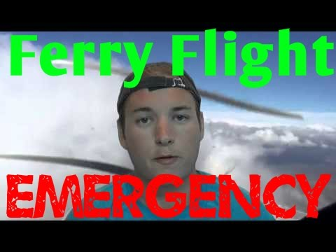 Ferry Flight to Los Angeles - Emergency Ending