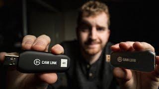 MASSIVE Facecam UPGRADE - Elgato Cam Link 4K Review & Sample Footage