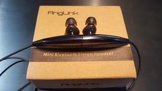 REVIEW: AngLink Bluetooth Noise Cancelling Earbuds