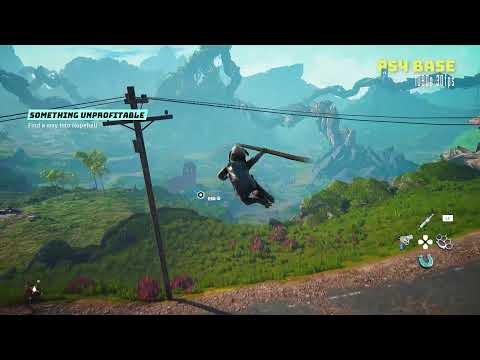 Biomutant - Gameplay Footage (PlayStation 4 & Xbox One)