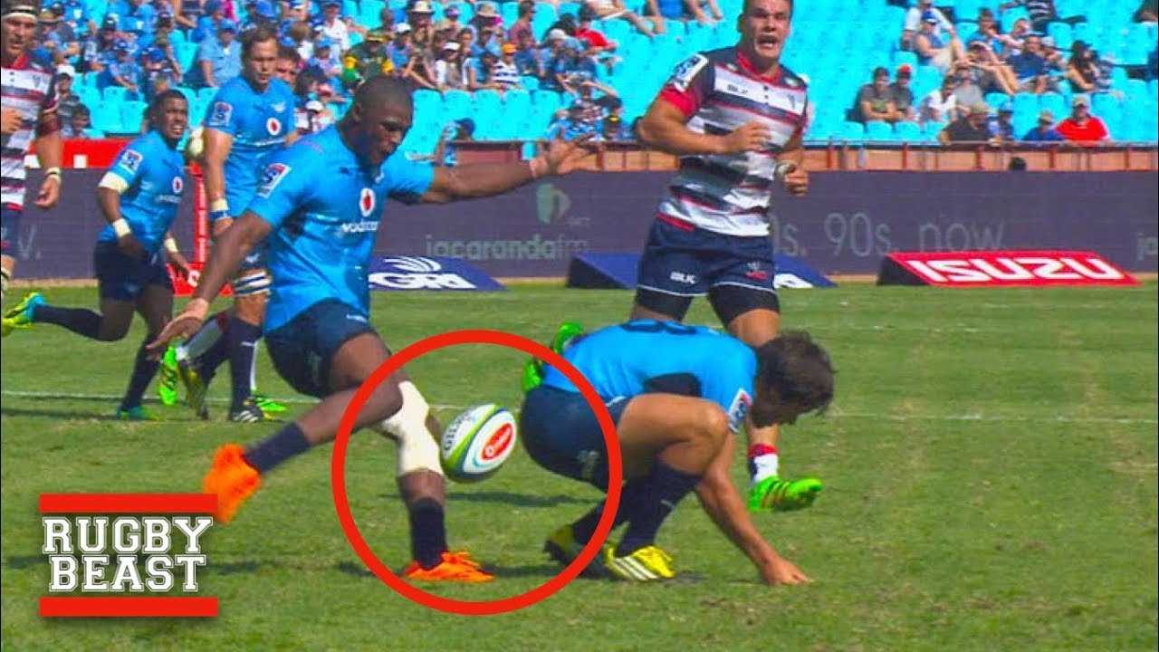 Epic Rugby Fails Bloopers Youtube