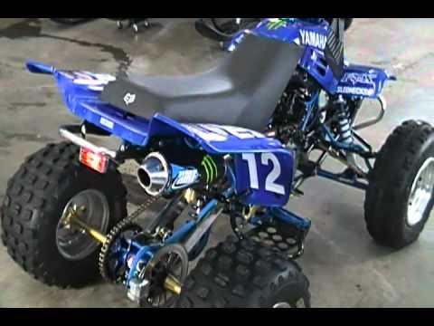 Yamaha Warrior  Yfm