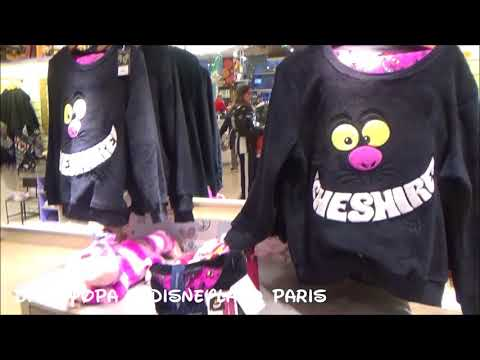 Disneyland Paris Disney Fashion Shop DisneyOpa