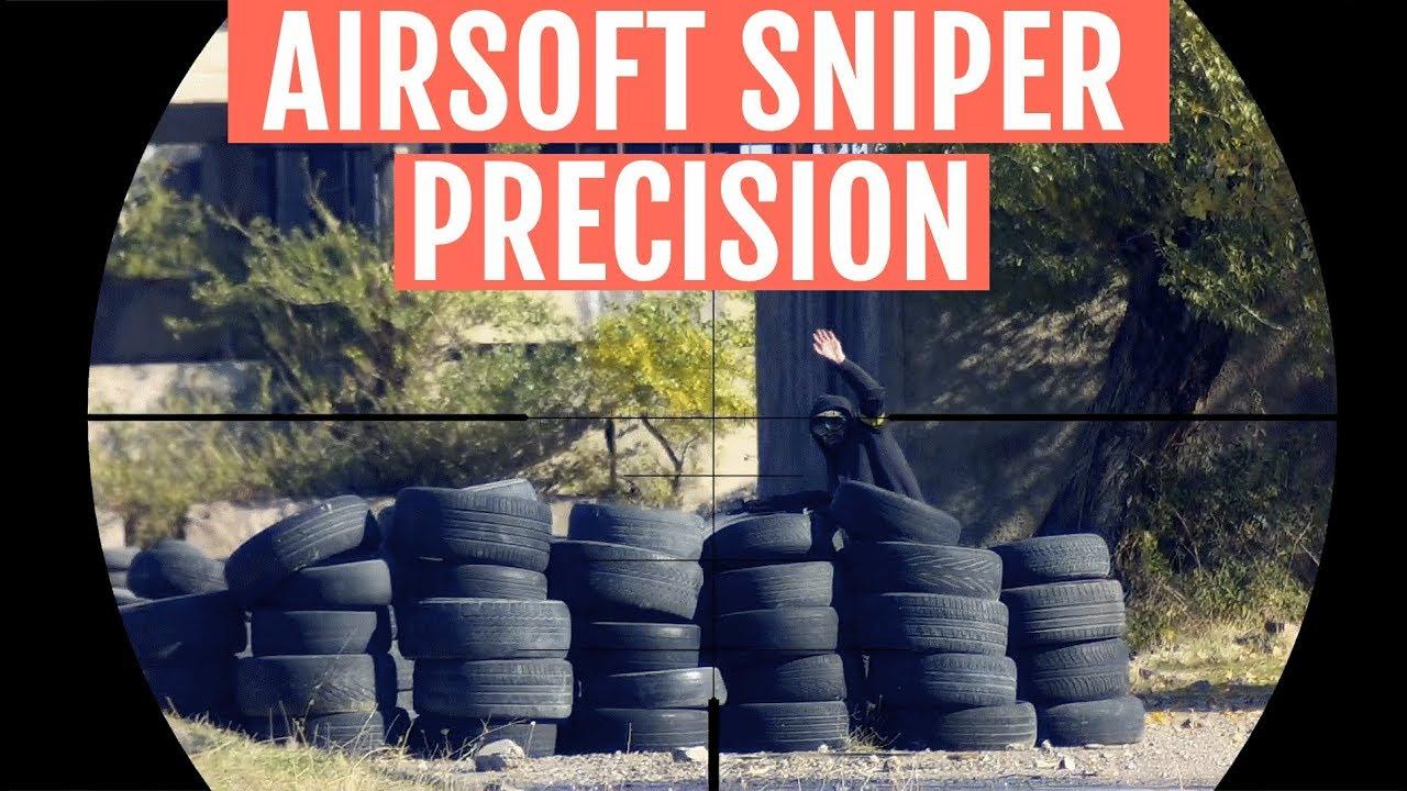 Airsoft Sniper – Precision