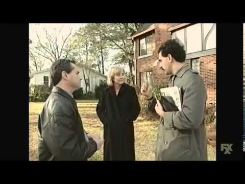Borat Campaigns With A Republican