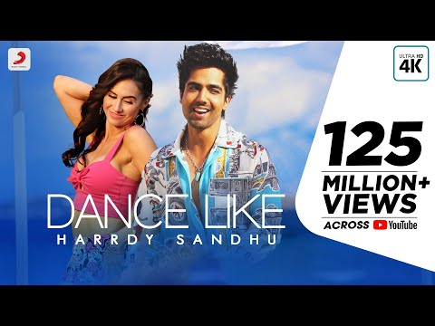'DANCE LIKE' sung by Harrdy Sandhu