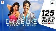 Harrdy Sandhu - Dance Like  | Lauren Gottlieb | Jaani | B Praak  | Latest Hit Song 2019