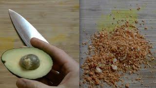 How Eat Avocado Seed