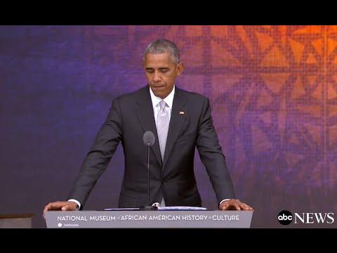 Obama Gets Emotional