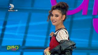 "Bravo, ai stil! (19.10.2017) - Ramona, tinuta laudata de jurati: ""Ai reusit o aparitie de senzatie!"""