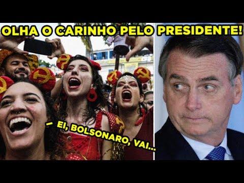 BOLSONARO DIVULGA PRIMEIRA FAKE NEWS PÓS CARNAVAL - MF #126