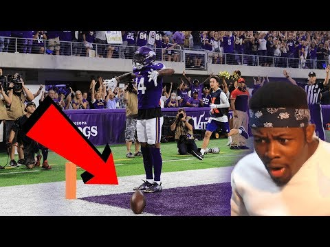 Stefon Diggs Incredible Game Winning TouchDown | Saints vs Vikings | NFL Game Highlights Reaction