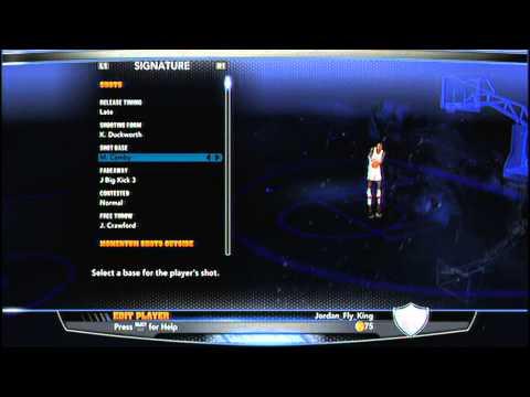 Vote No on : NBA 2k14 Best Jump Shot