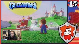Super Mario Odyssey - The Postgame Begins! The Mushroom Kingdom, Picture Match - Episode 19