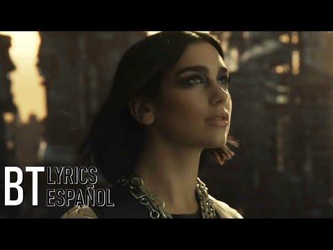 Dua Lipa - Swan Song (Lyrics + Español) Video Official
