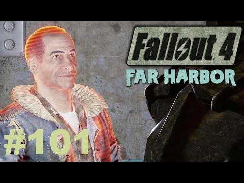 Fallout 4 - 101 - [Far Harbor DLC] - Salapoliisikeissi!