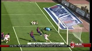 Download Video Highlights Bologna vs AC Milan 19-09-2004 MP3 3GP MP4