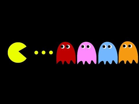 Pacman Wall Art -- Wall Decoration // Art And Craft // Online Game