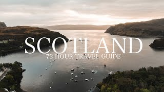 HOW TO TRAVEL SCOTLAND (Best Destinations and Prices) - Vlog #138
