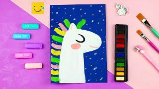 Как нарисовать  РАДУЖНУЮ  ПОНИ/ Урок рисования для детей/  How to draw RAINBOW PONY