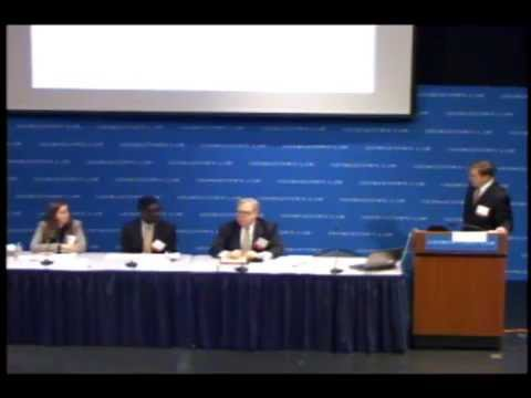 Georgetown Univ. Law Center Conference: The Changing Patent Landscape