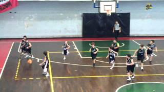 Primer Doble de Benicio - Imperio Vs. Italiano - Mini Basquet