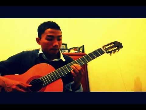 Bengawan Solo - Edwin Raja Cover