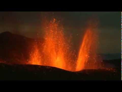Gunung Galunggung meletus 1982