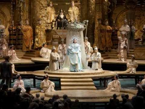 Lise Lindstrom. In questa Reggia. Turandot. Live 2012.