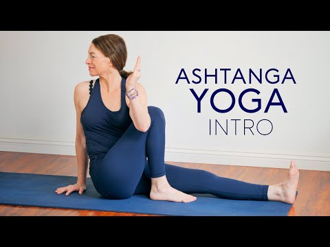 Ashtanga Intro (30-Min) Yoga Body Workout from YouTube · Duration:  31 minutes 39 seconds