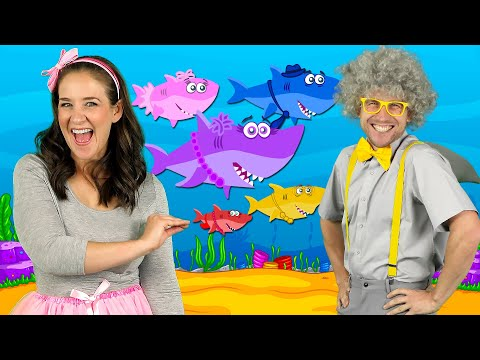 Baby Shark + More Nursery Rhymes & Kids Songs | Nursery Rhymes Compilation