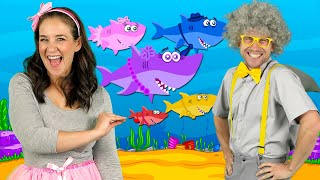 Baby Shark + More Nursery Rhymes  Kids Songs  Nursery Rhymes Compilation