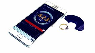 Real Life Hack  How To Check Gold At Home In Easy Way - How To Check Gold With Smartphone Apps