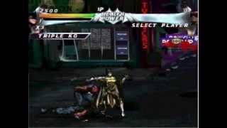 Batman Forever The Arcade Game - PS1 Playthrough [1/5]