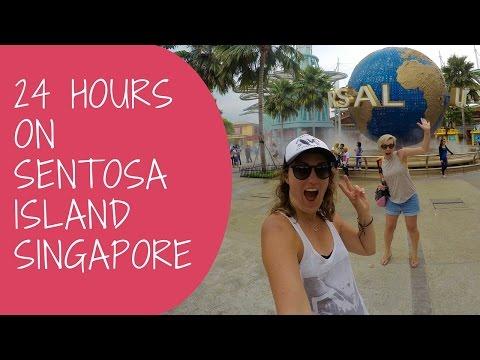 24 Hours on Sentosa Island Singapore