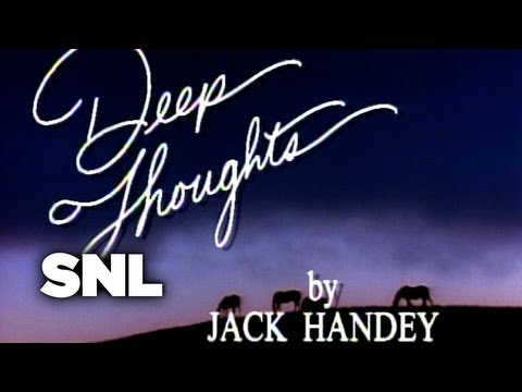 Deep Thoughts: Crows - Saturday Night Live