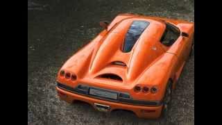 Le 20 auto più veloci del mondo
