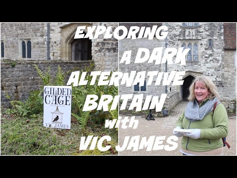 VISITING DYSTOPIAN BRITAIN | #BookBreak