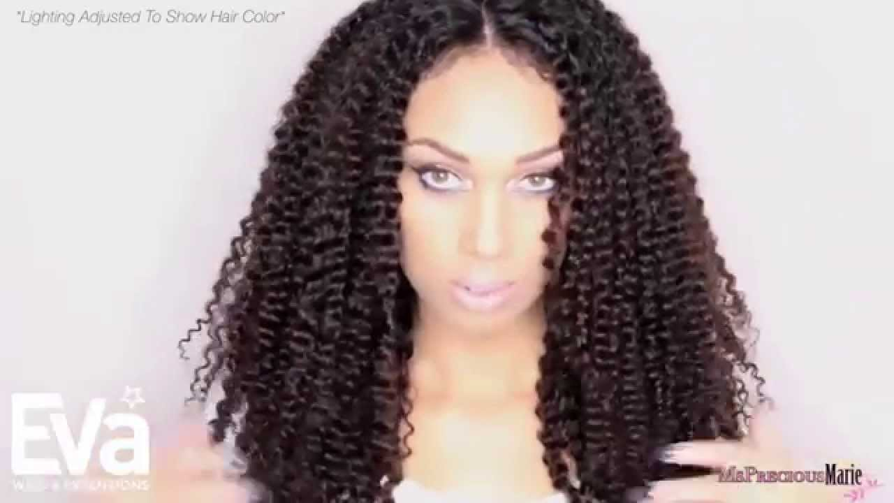 How To Wash, Color, & Style Kinky Curly Human Hair Wig