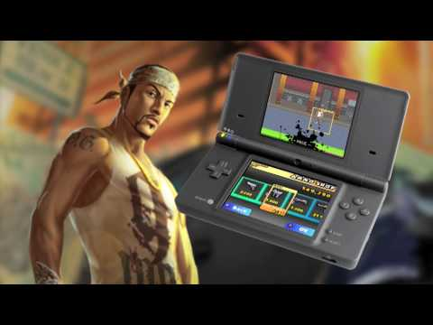 Gangstar 2: Kings Of L.A. - DSiWare Trailer By Gameloft