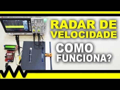 Como Funciona Um Radar De Velocidade?
