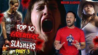 DRUMDUMS TOP 10 SLASHERS PART 3 (Modern Slashers!!)