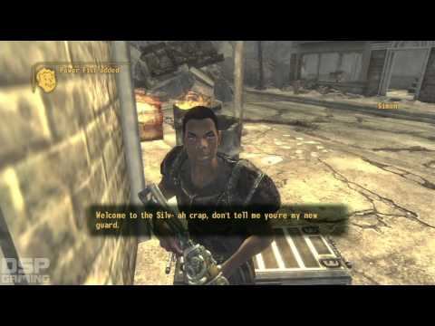 Fallout: New Vegas HARDCORE PT pt35 - Atomic Wrangler and Silver Rush Side-Questin'