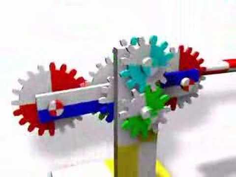 PERPETUUM MOBILE, Gravity Wheel, Free Energy, v.4 - YouTube