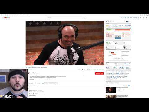 "Joe Rogan RIPPED For ""Shilling"" For Jack Dorsey and Twitter"