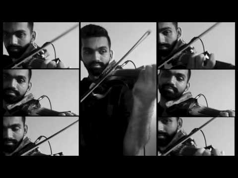 Ilayaraja and Mani Ratnam Birthday Mashup - Cover by Manoj Kumar