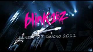 Blink-182 live in Italia: 27 Giugno 2011, Milano, Mediolanum Forum