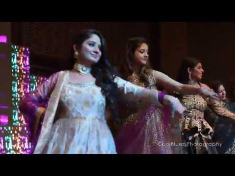 Cheez Badi wedding Dance