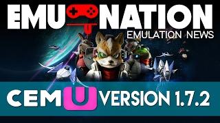 EMU-NATION: Wii-U Emulator Playing StarFox Zero, Improvements?!